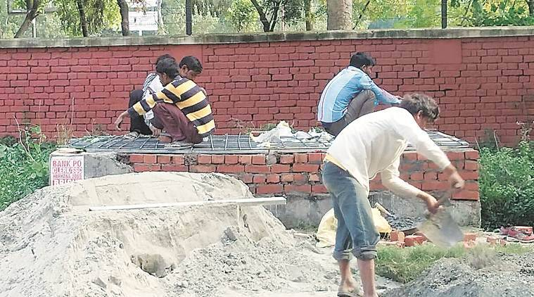 Panchkula: Days after fall into uncovered manhole kills Panchkula resident, HSVP swings into action