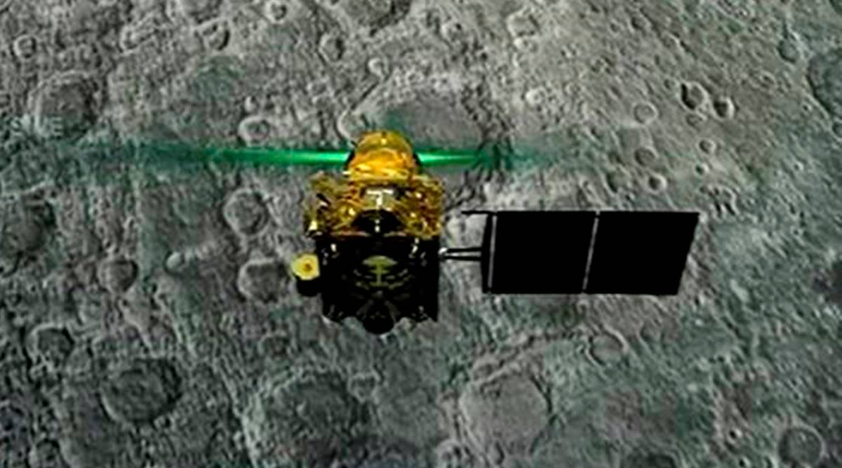 Chandrayaan-3 launch in 2021 without orbiter; Chandrayaan-1 images reveal moon is rusting - The Indian Express