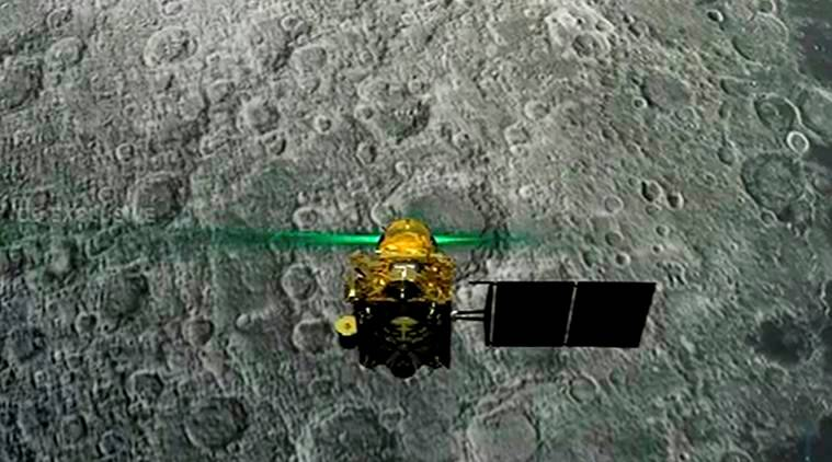 Chandrayaan 2: Vikram hard-landed within 500 metres of landing site, says govt