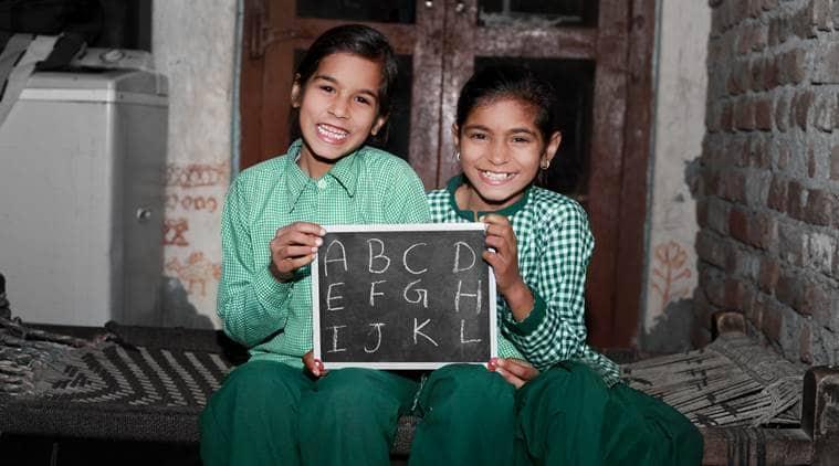 Nanhe Parinde, street children, Noida street children, education, Noida mobile units, Noida mobile unit Nanhe Parinde, education news, indian express, indian express news
