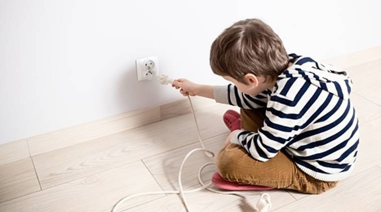How To Sensitise Children On Home Safety From An Early Age Parenting News The Indian Express