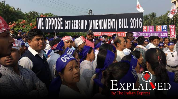 The Citizenship Amendment Bill, Citizenship Amendment Bill 2019, Citizenship Amendment Bill, Parliament session, Parliament Winter Session, Express Explained, Indian Express