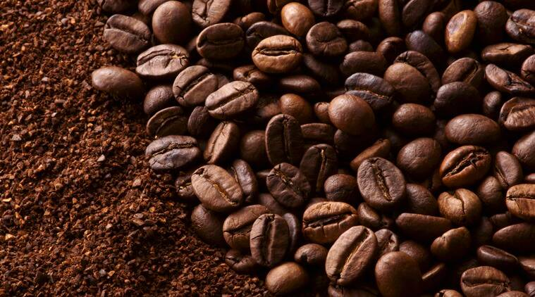Coffee skincare routine beauty benefits