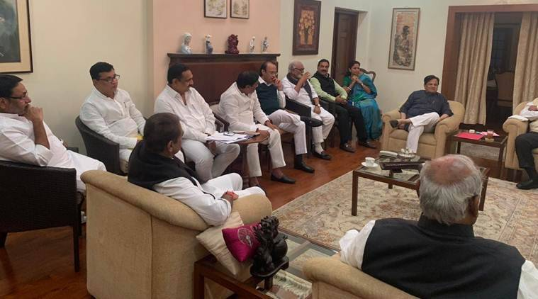 Maharashtra govt formation LIVE updates: 'Will give Maharashtra a stable govt soon,' says Prithviraj Chavan after Cong-NCP meet