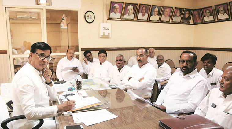 Maharashtra govt formation: Draft CMP ready, Sena, Cong, NCP shift focus to power-sharing formula