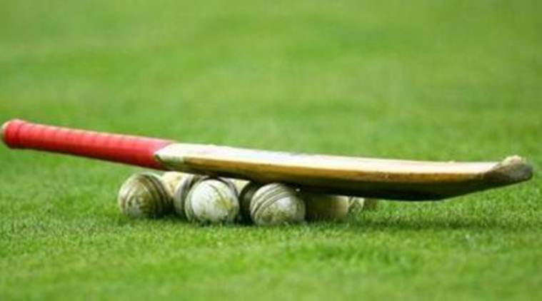 A Mumbai cricket team was all out for 0