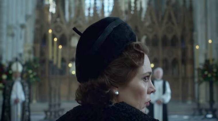 See Olivia Colman's The Crown Transformation