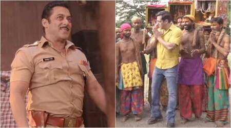 salman khan dabangg 3 videos