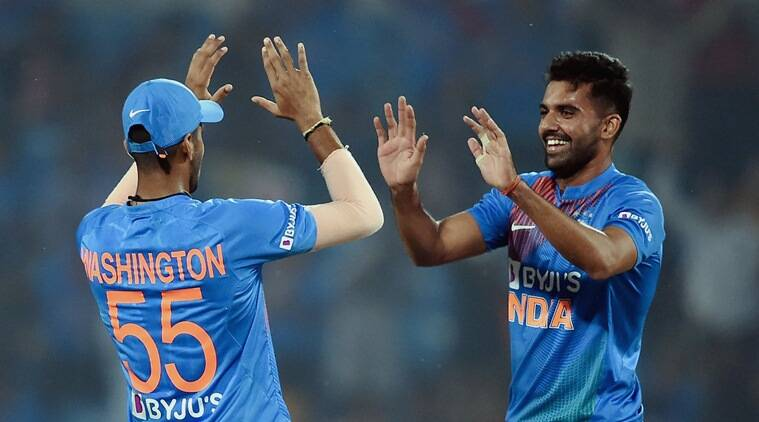 ICC T20I Rankings: Deepak Chahar jumps 88 places after record six-wicket haul