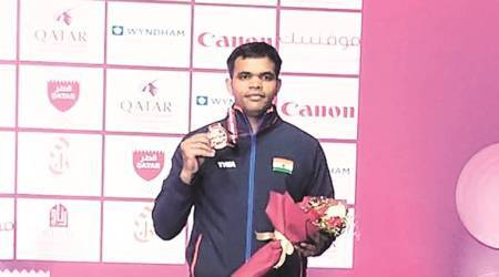 Deepak Kumar, Deepak Kumar air rifle shooter, Deepak Kumar books olymic birth, tokyo olympics 2020