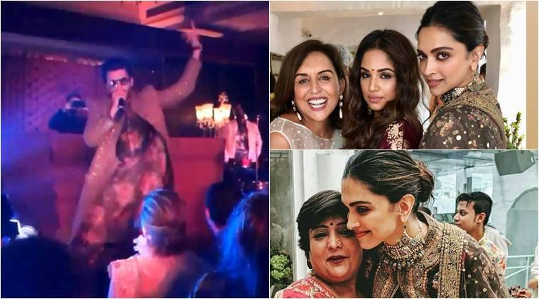 Ranveer Singh-Deepika Padukone burn the dance floor at their friend`s wedding
