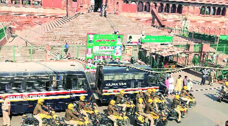 Ayodhya Verdict: As police fan out, Aman Committees scan WhatsApp to keep peace intact
