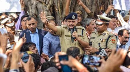 tis hazari clash, lawyers police clash delhi, delhi police protests, delhi lawyers protest,