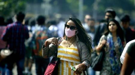 weather forecast today live updates: Delhi pollution AQI news