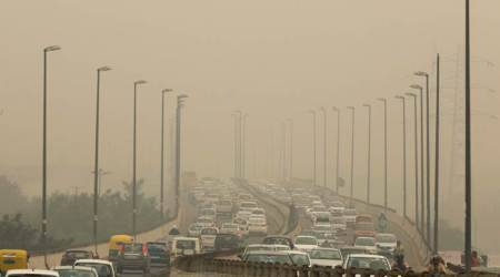 Delhi pollution: AQI remains in 'severe' category