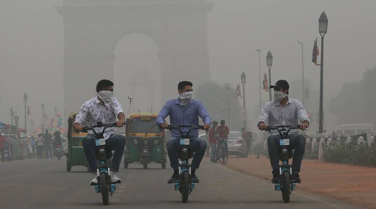 House panel to discuss Delhi air pollution today