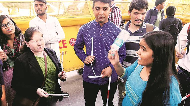 JNU protest: Disabled students head to PHQ over batchmate's assault