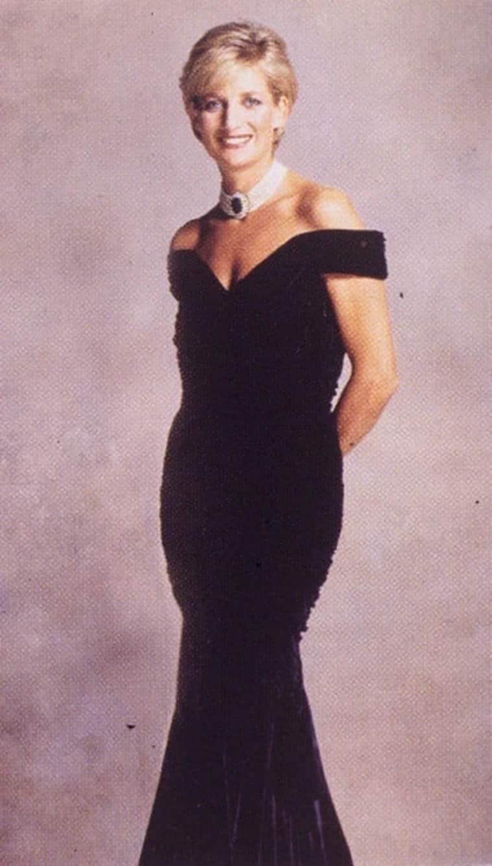 princess Diana, princess diana dress auction, princess diana john travolta, princess diana photos
