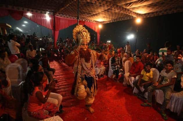 dev deepawali, dev deepawali allahabad, yamuna river, dev deepawali in allahabad, deepawali celebrations in allahabad, indian express news