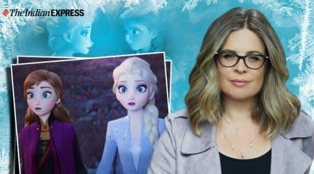 Frozen 2 director Jennifer Lee