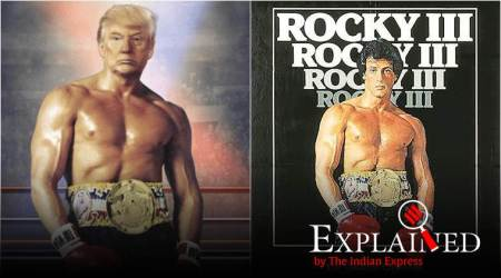 Donald Trump's 'Rocky' tweet: what's the occasion, is there a connection?