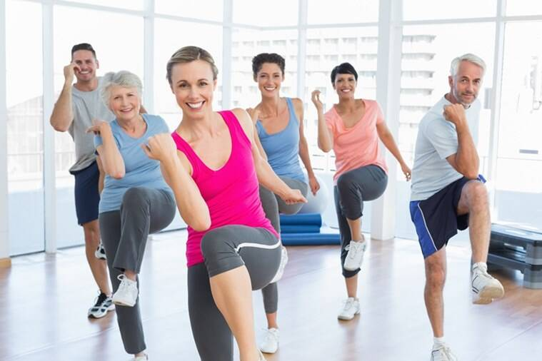 physical activities, health benefits of exercising, exercise and premature death risk