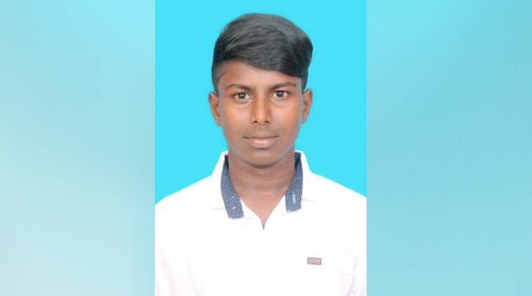 Mukesh, Mukesh Gun Shot, 18 year old shot, Vijay, Kancheepuram, Tamil Nadu student shot, Indian Express News, Chenai News
