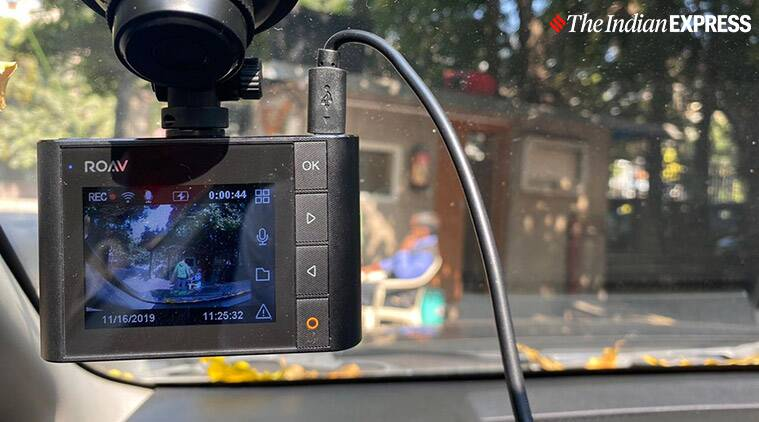 Roav Dashcam AO, best dashcams to buy in India, dashcam prices in India, affordable dashcam India, Roav Dashcam AO review