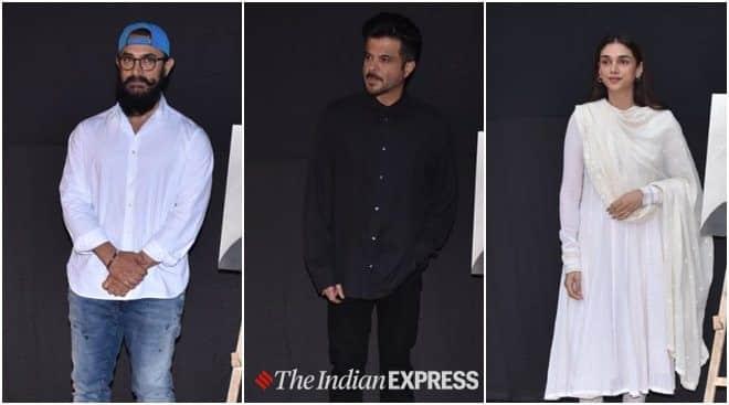 Aamir Khan, Anil Kapoor, Aditi Rao Hydari and others attend Shaukat Kaifi's prayer meet