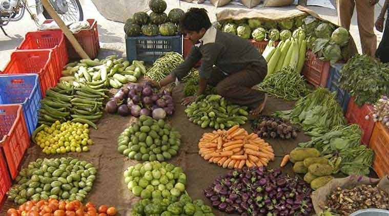 Retail inflation at five month high of 5 pc in June