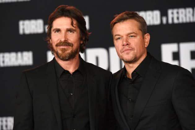Christian Bale, Matt Damon