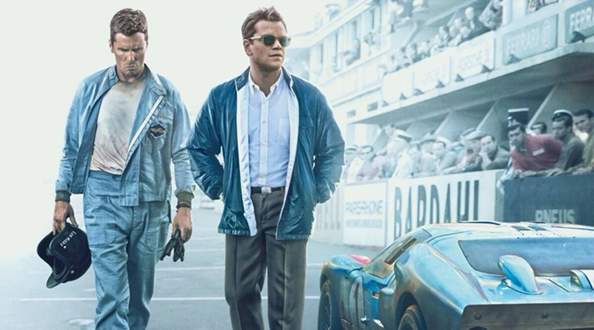 Ford V Ferrari Movie Review An Exhilarating Ride Entertainment News The Indian Express