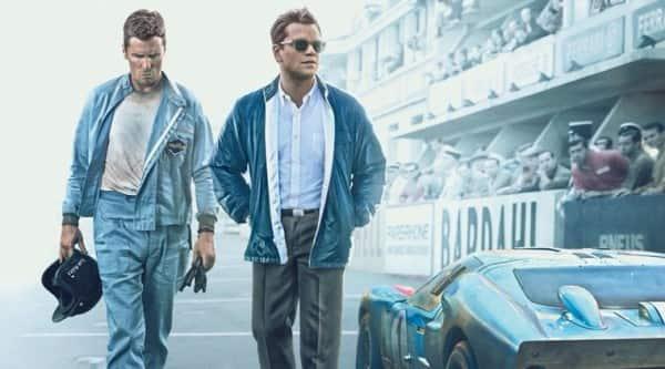 Ford v Ferrari movie review