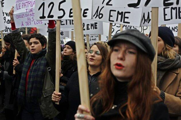 france domestic violence rate, french government, domestic violence, president emmanuel macron, world news, indian express