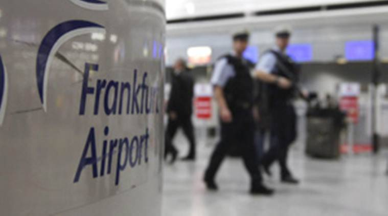No injuries as planes collide at Frankfurt airport Berlin