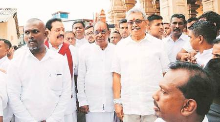Sri Lanka elections, Tamil voters, Mahinda Rajapaksa, Maithripala Sirisena, Gotabaya Rajapaksa, world news,indian express