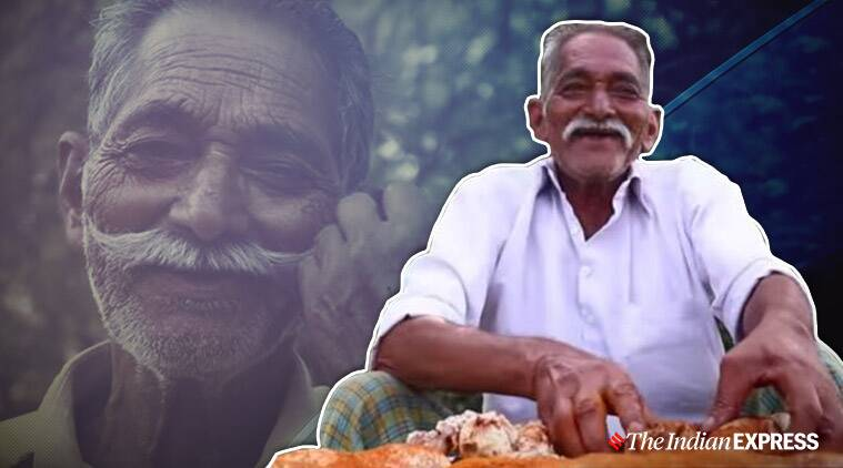 Grandpa Kitchen, YouTube, YouTuber, Indian Express news