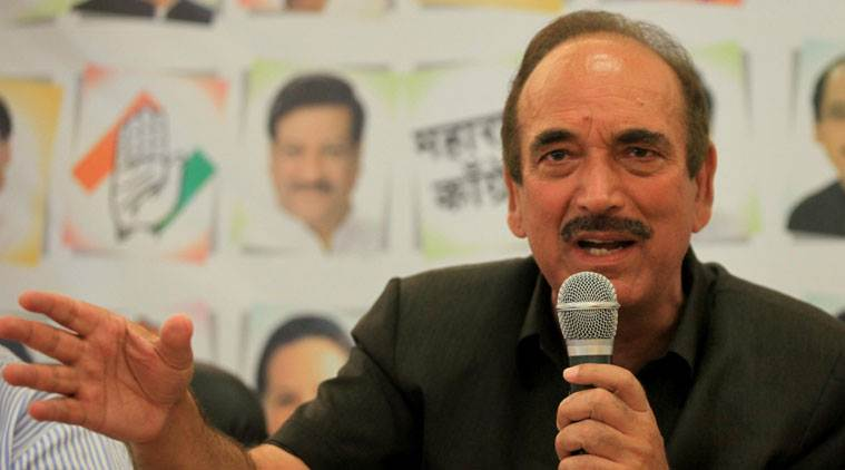 No merit in Union Territory's creation in J&K, restore statehood: Ghulam Nabi Azad to Centre