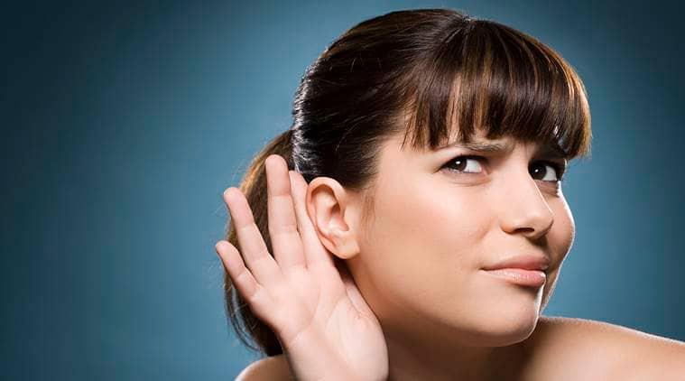 hearing, hearing loss, health, indian express news