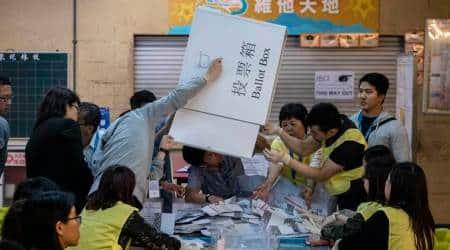 Hong Kong election landslide signals more frictions with Beijing