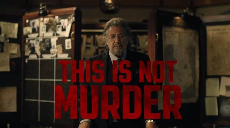 Hunters teaser: Al Pacino hunts Nazis in this Amazon thriller series - The Indian Express