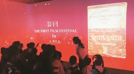 iffi at 50, iffi goa, National Film Archive of India, kala academy, iffi golden jubilee, entertainment news, indian express