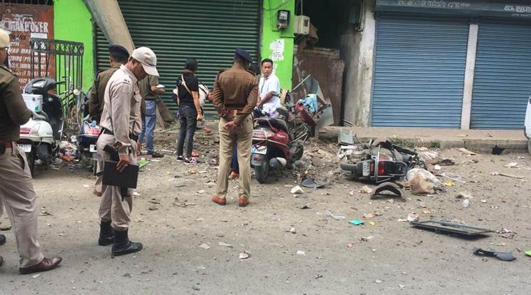 Manipur: Blast in Imphal leaves five injured; CM condemns attack