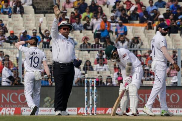All in an hour's play: India steamroll Bangladesh in pink Test to sweep series
