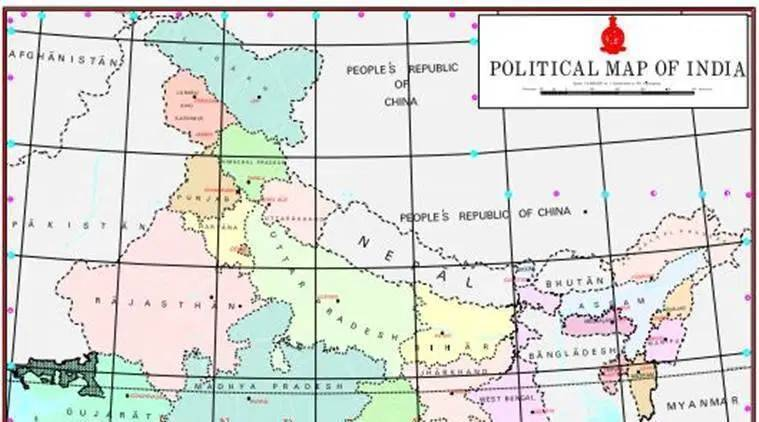 New map has not revised boundary with Nepal: MEA