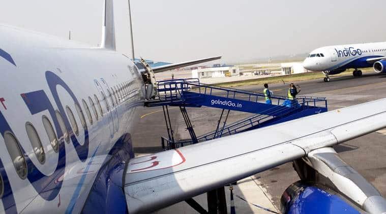 IndiGo plane emergency landing, Indigo Jaipur pune flight, indigo flight diverted, mumbai news,