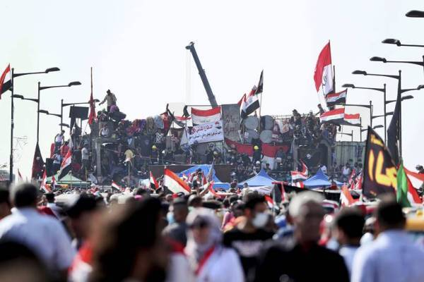 Iraq protests: Pressured by movement, Prime Minister says he will resign