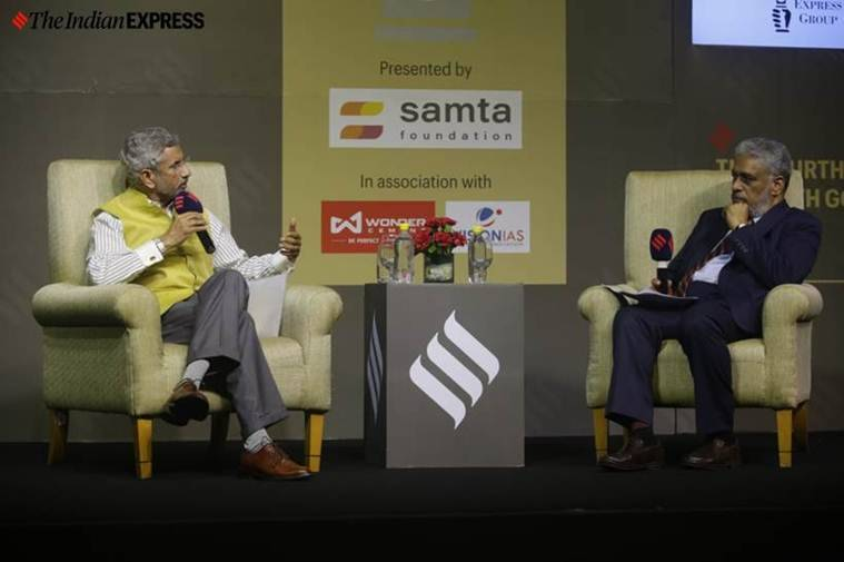 World will be shades of grey... have to look for possibilities in larger global landscape: Jaishankar
