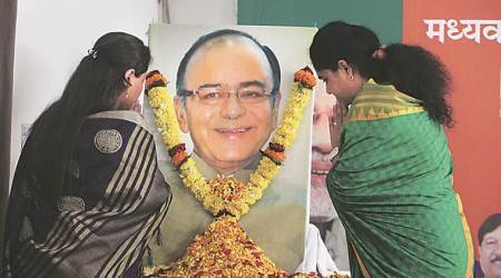 parliament winter session, arun jaitley, rajya sabha pays tribute to arun jaitley, rajya sabha parliament session