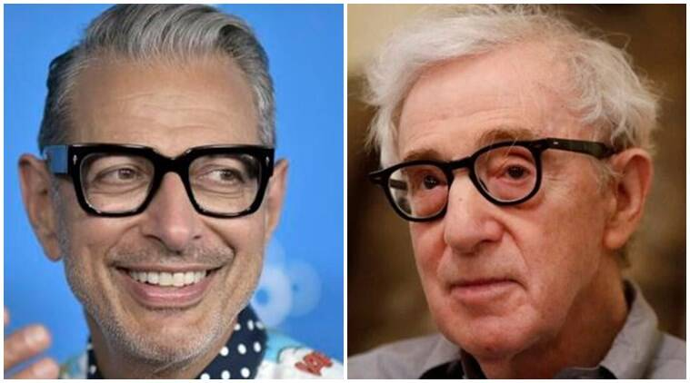 Jeff Goldblum woody allen